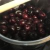 cooking cherries for cherry pie filling